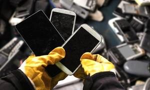 Lượng rác điện tử toàn cầu nặng hơn… Vạn lý trường thành