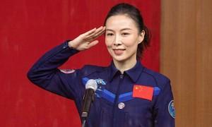 Trung Quốc sắp gửi nữ phi hành gia đầu tiên lên trạm vũ trụ mới