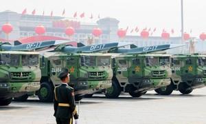 Trung Quốc bác tin thử tên lửa siêu thanh có khả năng hạt nhân