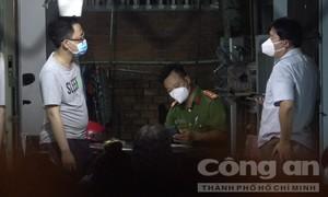 TPHCM: Điều tra vụ người lạ mặt vào nhà bế bé trai, được bà ngoại cứu kịp thời