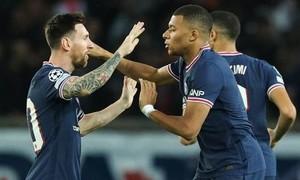 Clip trận Messi lập cú đúp, giúp PSG thắng ngược ở Champions League