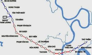 Đã bàn giao 78,7% mặt bằng cho dự án metro Bến Thành - Tham Lương