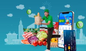 BIDV-ZaloPay tặng voucher 100.000đ cho khách mua sắm tại Bách Hóa Xanh