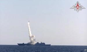 Nga lần đầu thử thành công tên lửa siêu thanh Tsirkon