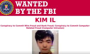 Mỹ buộc tội 3 tin tặc Triều Tiên liên quan loạt vụ tấn công lấy 1,3 tỷ USD