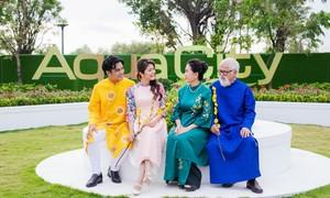 NSND Kim Xuân: 'Gia đình tôi đã đón một cái Tết an lành'