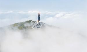 Tượng Phật Bà cao nhất châu Á trên miền tâm linh Núi Bà
