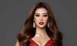 Hoa hậu Khánh Vân sẵn sàng cho Miss Universe 2020