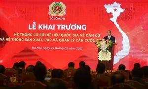 Bước tiến quan trọng trong tiến trình xây dựng Chính phủ số, kinh tế số, xã hội số