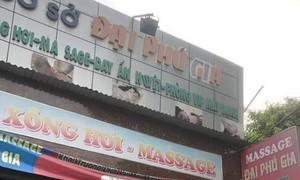 Phạt 2 quán massage bất chấp lệnh cấm, vẫn hoạt động mùa dịch