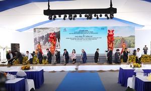 Khởi công dự án chăn nuôi bò sữa công nghệ cao trị giá 2.655 tỷ đồng ở An Giang