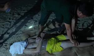 Hai người từ TPHCM ra Bình Thuận tắm biển đuối nước tử vong
