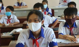 Người nhập cảnh trái phép nhiễm COVID-19, Đồng Tháp cho học sinh biên giới nghỉ 6 ngày