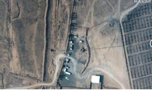 Lộ ảnh vệ tinh thiệt hại trong vụ không kích đầu tiên của Biden ở Syria