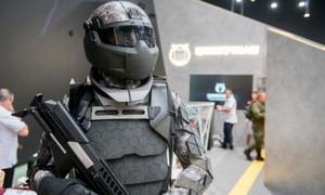 Quân đội Nga phát triển áo giáp chống được đạn súng máy