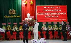 Điều động, bổ nhiệm giám đốc Công an hai tỉnh Lâm Đồng, Đắk Lắk