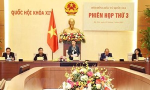 Kiến nghị số lượng nữ được giới thiệu ứng cử ĐBQH khoá XV đạt ít nhất hơn 35%