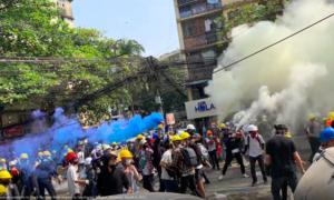 Thêm 9 người thiệt mạng trong các cuộc biểu tình ở Myanmar