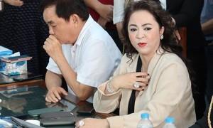 """Vợ ông Dũng """"lò vôi"""" tố ông Võ Hoàng Yên chiếm đoạt hơn 152 tỷ đồng"""
