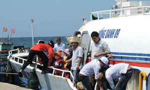 Thống nhất mở tuyến đường thủy Đà Nẵng- Lý Sơn