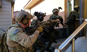 Hàn Quốc tăng đóng góp cho phí duy trì quân Mỹ trú đóng