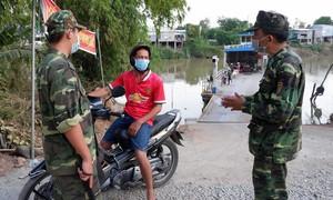 Lại phát hiện 34 người Trung Quốc nhập cảnh trái phép