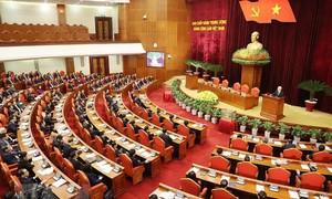 Bế mạc Hội nghị lần thứ 2 Ban chấp hành Trung ương Đảng khóa XIII