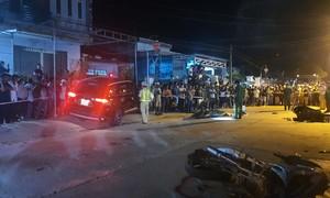 Tài xế gây tai nạn liên hoàn khiến 7 người thương vong có nồng độ cồn