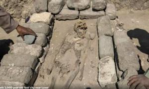 """Ai Cập phát hiện thành phố cổ đại """"lớn nhất từ trước đến nay"""""""