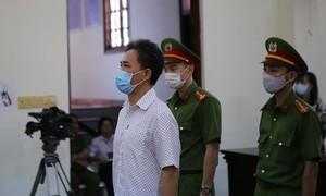 """Phạt bị cáo Quách Duy 4 năm 6 tháng tù tội """"lợi dụng các quyền tự do dân chủ"""""""