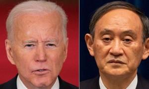 Thủ tướng Nhật công du đến Mỹ