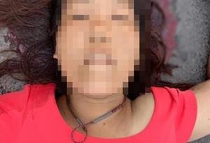 Đồng Nai: Tìm thân nhân cô gái chết bất thường trên đường liên xã