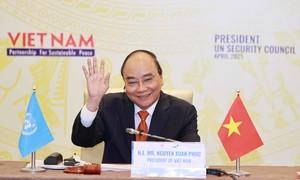 Việt Nam tích cực đóng góp vào công việc của LHQ và HĐBA
