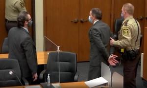 Toà Mỹ kết tội cựu cảnh sát tì gối khiến George Floyd tử vong