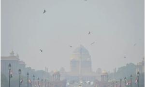 Ô nhiễm không khí khiến doanh nghiệp Ấn Độ thiệt hại 95 tỷ USD mỗi năm