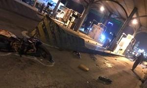 Tông vào trạm thu phí cầu Đồng Nai, thanh niên tử vong tại chỗ