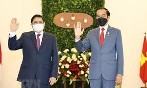 Việt Nam - Indonesia: Duy trì lập trường chung của ASEAN trong vấn đề Biển Đông