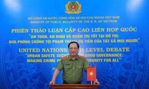 Việt Nam là một trong những nơi sống an toàn nhất trên thế giới