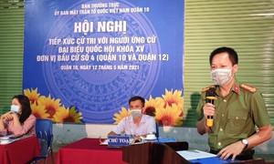 Cử tri TPHCM đánh giá rất cao Chương trình hành động của Đại tá Đỗ Khắc Hưởng