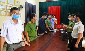 Làm giấy tờ giả là người Việt Nam cho người Trung Quốc nhập cảnh trái phép