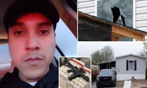 Vụ xả súng 7 người chết ở Mỹ: Tức giận vì không được bạn gái mời dự tiệc
