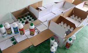 Biên giới Tây Nam: Liên tiếp bắt giữ thuốc tây, mỹ phẩm nhập lậu