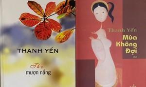 Thanh Yến: Cánh én xanh giữa trời thơ