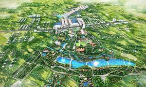 Dấu ấn đô thị kiểu mẫu, hoàn tất pháp lý ở Bình Phước