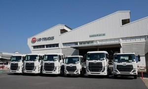 UD Trucks chính thức trở lại thị trường Việt Nam