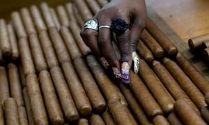 Trung Quốc trở thành thị trường tiêu thụ hàng đầu của xì gà Cuba