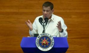 Tổng thống Philippines lệnh bắt giữ người không đeo khẩu trang