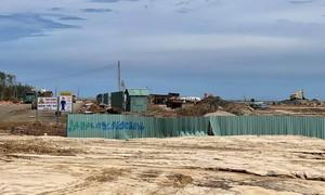 Nhiều hộ dân tố chưa nhận bồi thường đã bị lấy đất làm dự án Lạc Việt Resort