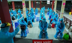 84 ca nhiễm COVID-19 mới tại TPHCM ở những quận, huyện nào?