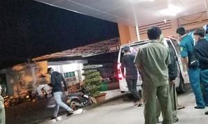 Thanh niên cầm dao xông vào bệnh viện chém loạn xạ ra đầu thú